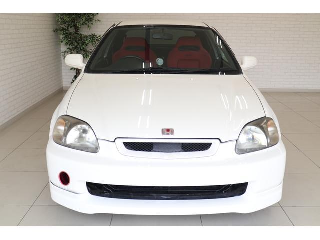 Featured 1997 Honda Civic Type R EK9 at J-Spec Imports