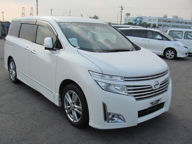 2010 Nissan Elgrand Highway Star Premium