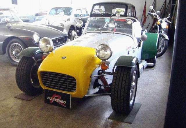 1985 Caterham Super 7