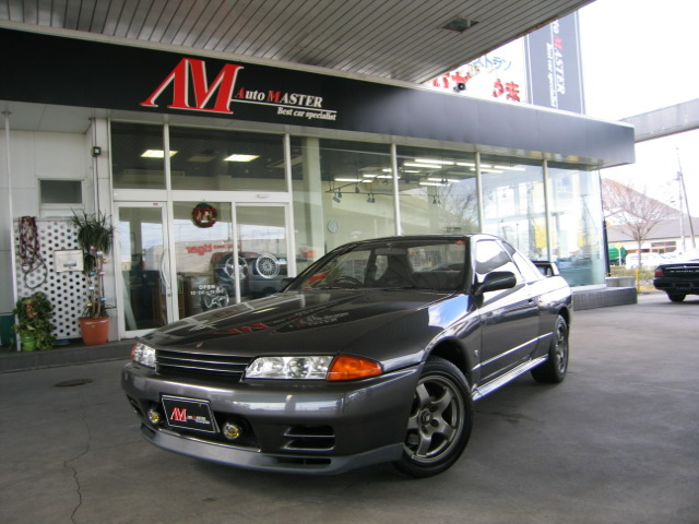 3 cars incl. 1993 Nissan Skyline GTR