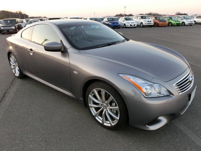 2008 Nissan Skyline 370GT Type SP