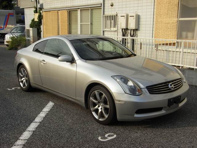 2003 Nissan Skytline 350GT coupe