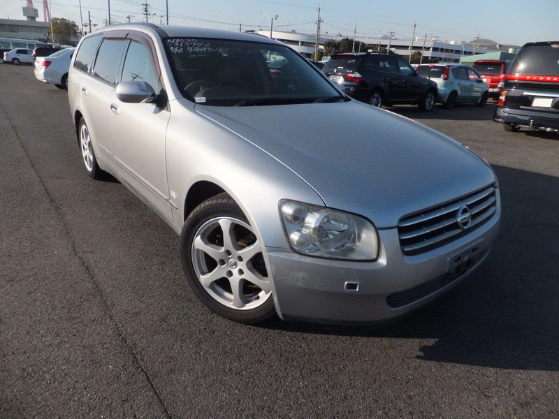 2002 Nissan Stagea 25t RX FOUR
