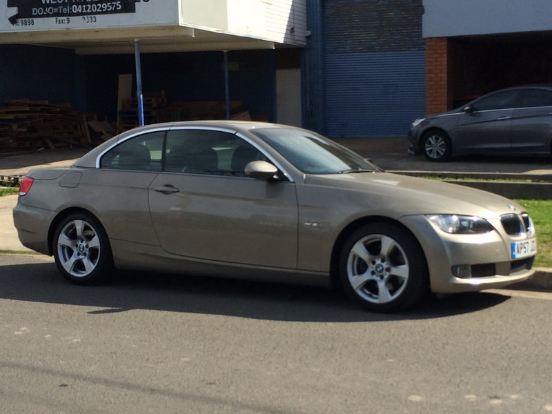 2007 BMW 325i (Personal Import)