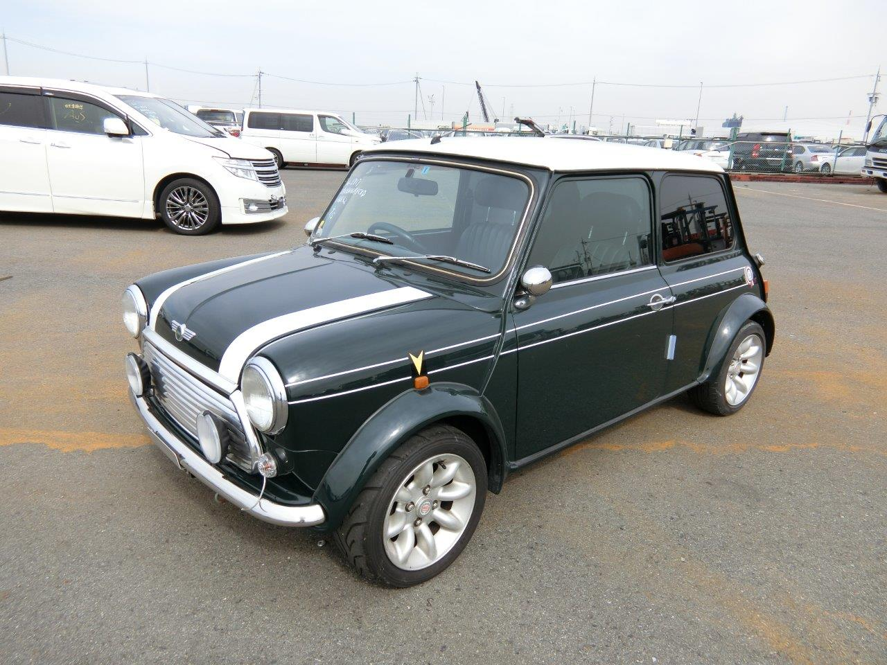 1998 Rover Mini BSCC Ltd